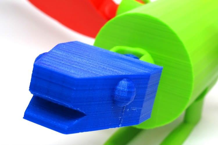 Mit TinkerToys können Kinder ihr eigenes Spielzeug erschaffen