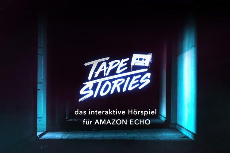 TapeStories ist eine interaktive Thriller-Story