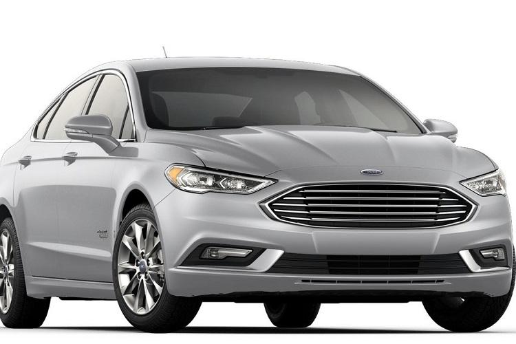 Der Ford Fusion Energi ist ein connected car