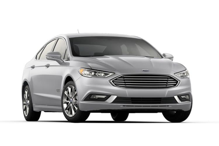 Der Ford Fusion Energie gehört zu den connected cars