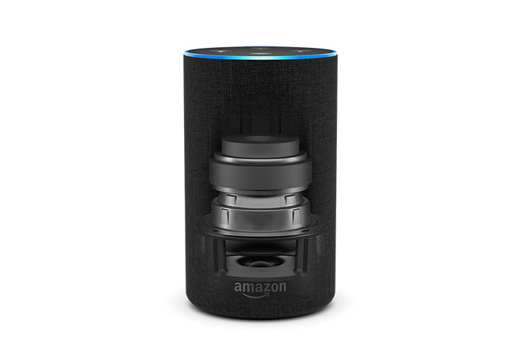 Spricht aus Amazons Echo-Lautsprechern bald ein Kollege oder eine Kollegin von Alexa?