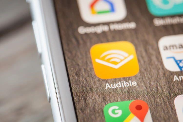 Audibe bietet eine riesige Auswahl an Hörbüchern und das zu erstaunlich günstigen Preisen