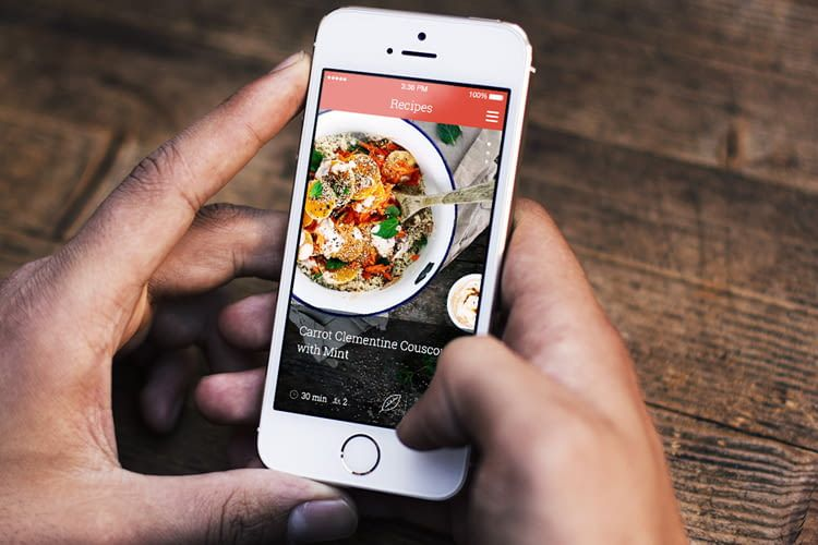 Der KptnCook Rezepte Alexa Skill inspiriert zu einfachen Gerichten