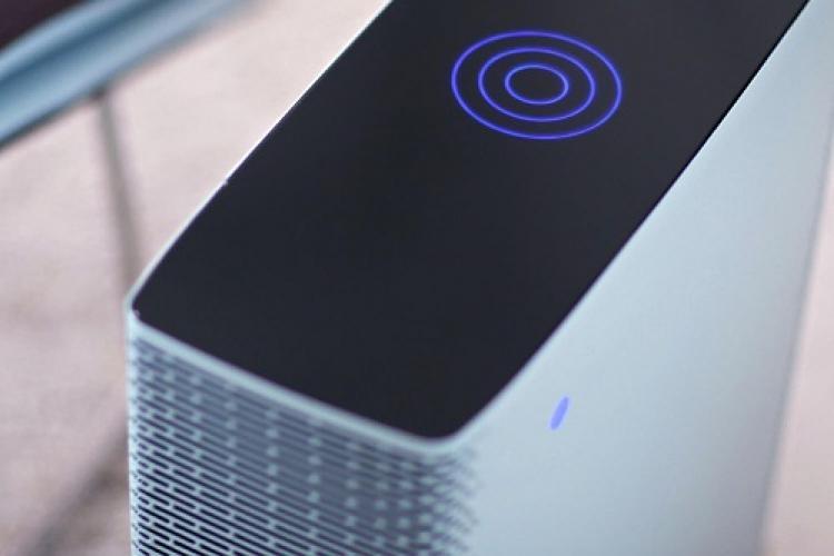 Blueair Sense+ Luftreiniger mit Gestensteuerung