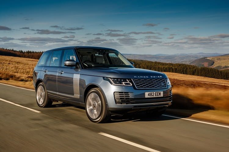 land rover range rover p400e plug in hybrid. Black Bedroom Furniture Sets. Home Design Ideas