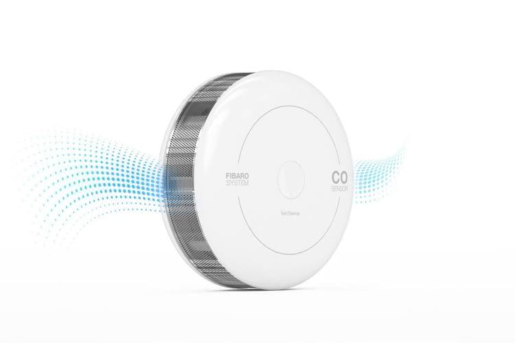 Den Fibaro Co-Sensor gibt es als Bluetooth und WLAN-Edition