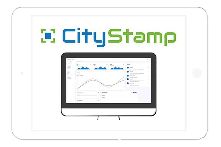 Mithilfe von CityStamp lassen sich Kunden intensiver an Unternehmen binden