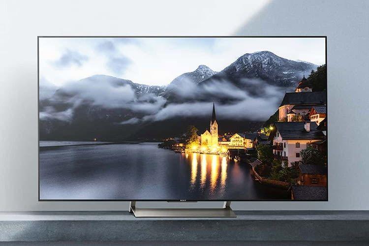 Der 55 Zoll Smart TV Sony KD-55XE9005 bietet eine exzellente Ausstattung