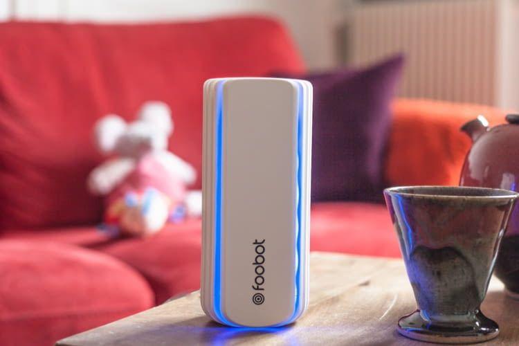 foobot Air Guru für eine gesunde Luftqualität