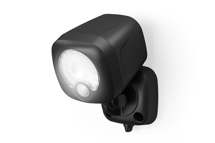 Ring Sicherheitsstrahler der neuen Lichtstrahler-Serie Beams