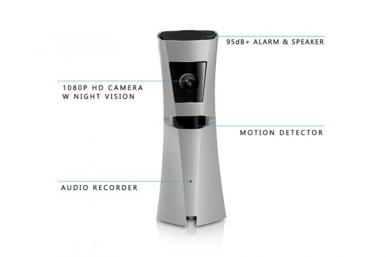 SENS8 smartes Multisicherheitssystem