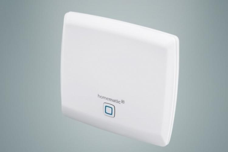 Homematic IP Access Point - Frontansicht