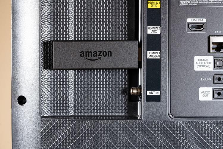 Nutzer können den Fire TV Stick in nur wenigen Schritten zurücksetzen