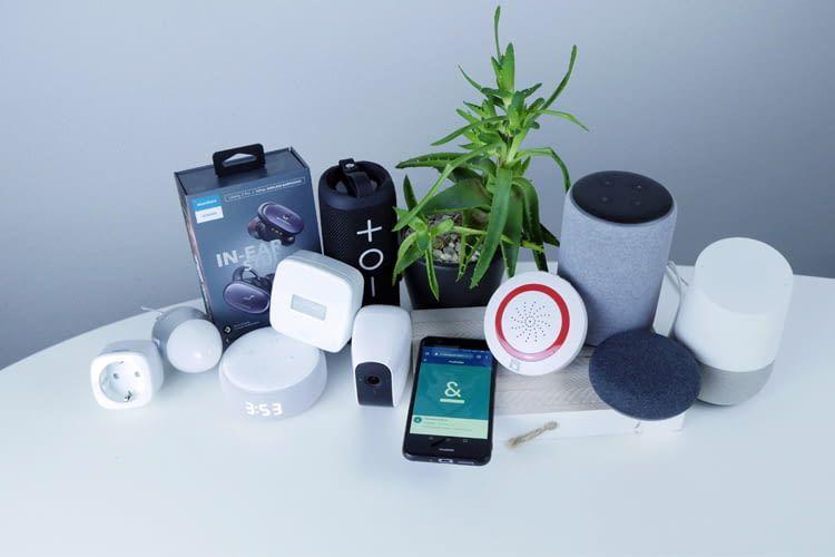 Auf der Suche nach den besten Geräten? Bei unseren Smart Home-Empfehlungen wird jeder fündig