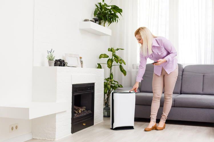 Allergiker sollten bei der Luftreiniger Auswahl genau hinsehen