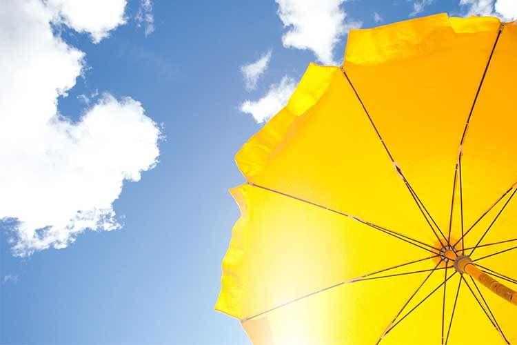 Die besten Sonnenschirme