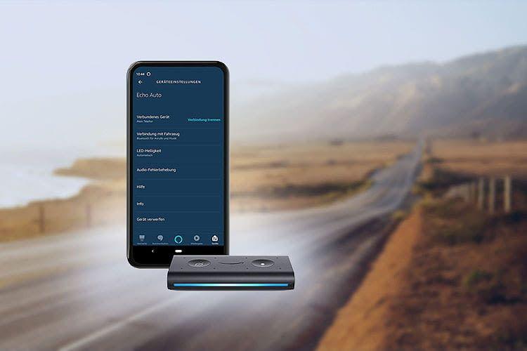 Wir erklären, was Echo Auto kann und wie man das Gadget einrichtet