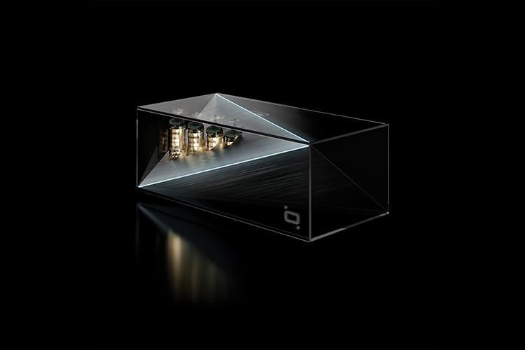 Der Qoobi Bluetooth-Röhrenvorverstärker macht digitale Musikstreams analog