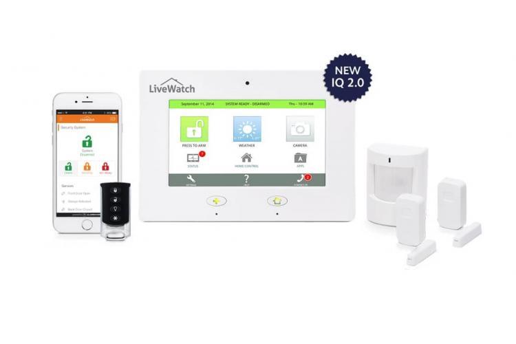 LiveWatch Plug&Protect IQ 2.0 - Das Smart-Home Alarm- und Sicherheitssystem