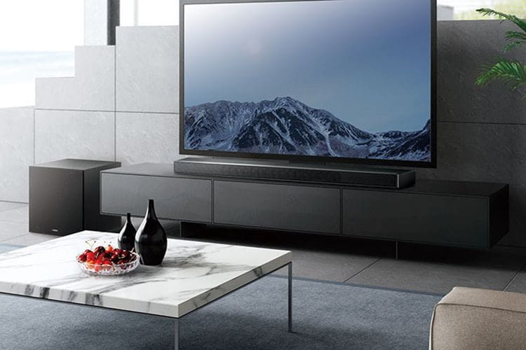 yamaha musiccast ysp 2700 soundbar im test berblick. Black Bedroom Furniture Sets. Home Design Ideas