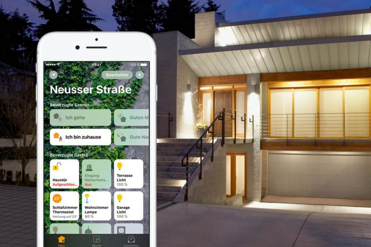 Apple HomeKit @ apple.com