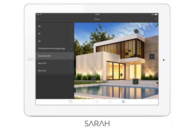 SARAH - das All in One Smart Home System