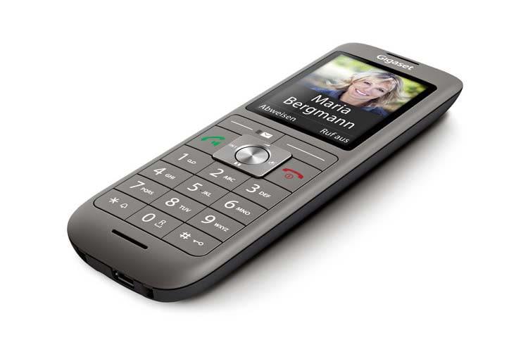 Das Schnurlos-DECT-Telefon Gigaset CL660HX ist perfekt für den neuen IP-Anschluss
