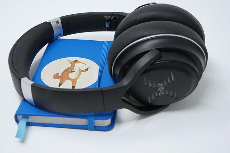 Die Tribit XFree Go Bluetooth Kopfhörer sorgen besonders unterwegs für die richtige musikalische Ausstattung