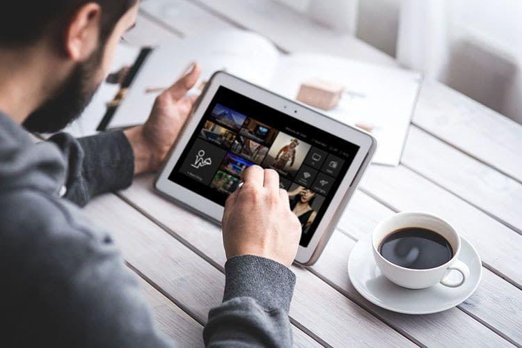 Die BLACK NOVA App i-BEACON vereint Technik und Entertainment