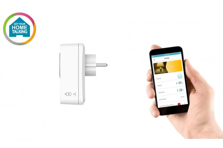 mydlink Home Smart Plug DSP-W215