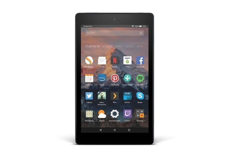 Diese Woche kommt Alexa Hands-free auch auf Fire 7 und HD 8 Tablets