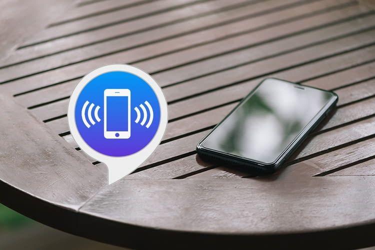 Der Telefon Finder Skill vermeidet langes Suchen nach dem Smartphone