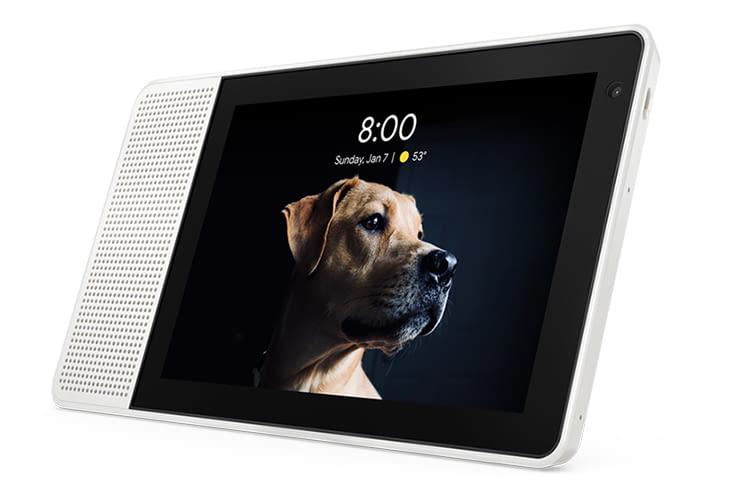 Das Lenovo Smart Display mit Google Assistant kommt in einer 8- oder 10-Zoll-Variante