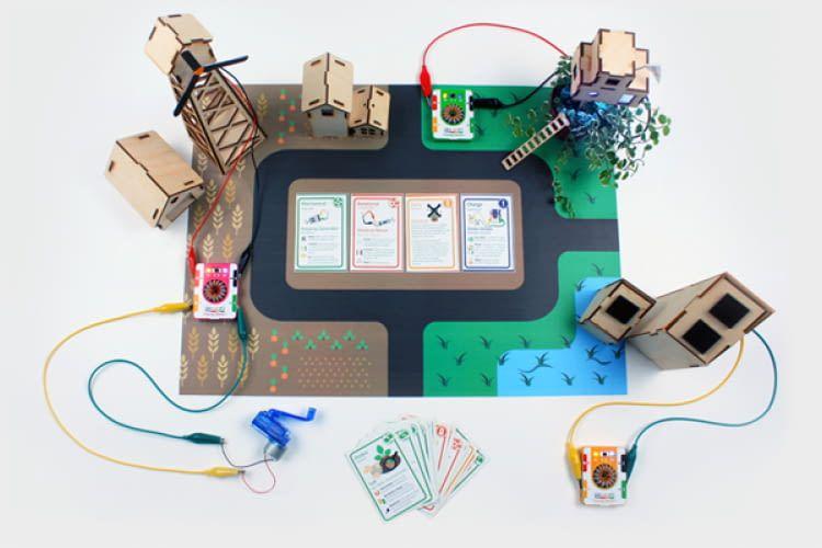Der moderne Physikbaukasten: Qmod Energy Block für smarte Forscher