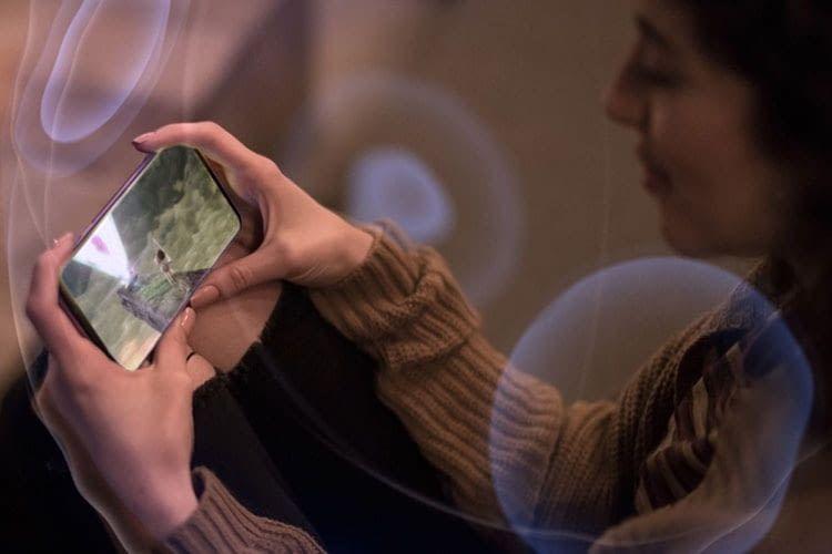 Samsung Galaxy S9 unterstützt Dolby Atmos 3D-Sound