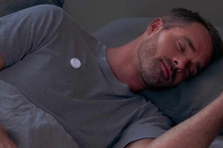 Der Schlaftracker von Holi bestimmt die Schlafphasen exakter
