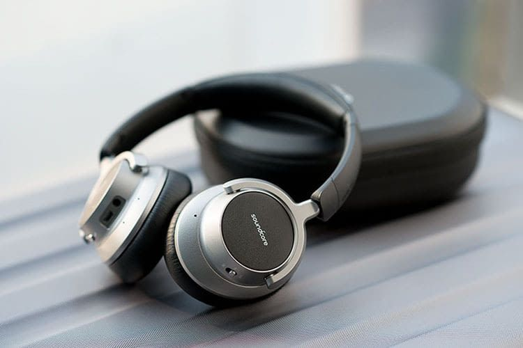 Anker Soundcore Space Nc Bluetooth Kopfhörer Im Test überblick