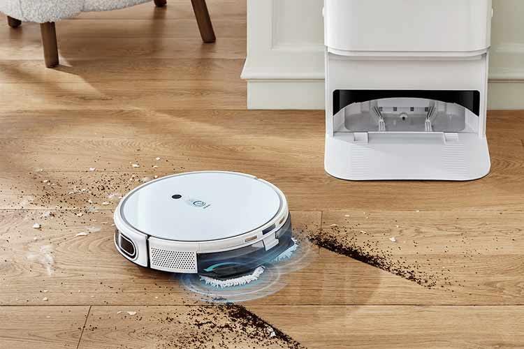 Dieser Roboter kann seinen Mopp selbst auswaschen und trocknen