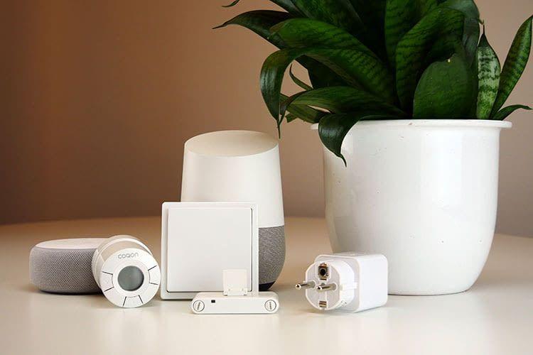 Das COQON Basic Smart Home System legt besonders viel Wert auf Datenschutz
