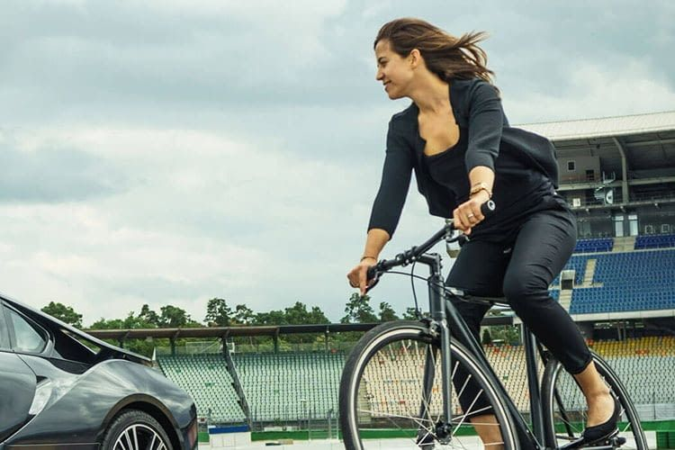 e4 TESTIVAL Hockenheim 2018 macht Elektromobilität erfahrbar