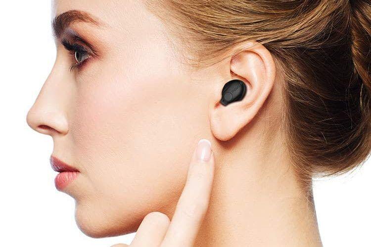 Mpow EM1 ist ein einzelner Mini-Bluetooth-In-Ear-Kopfhörer