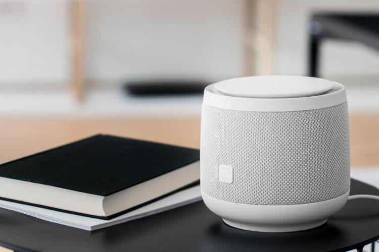 Magenta Speaker integriert Alexa und eigene Deutsche Telekom-Sprachsteuerung