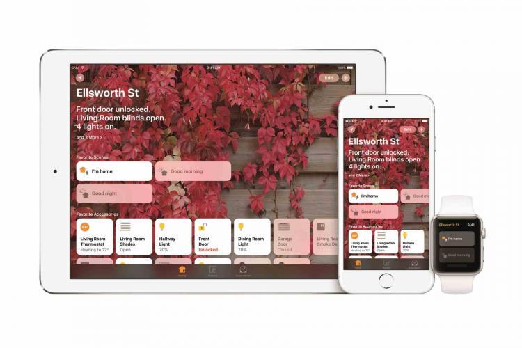 Apple HomeKit @ apple.com