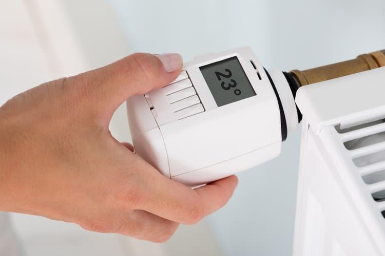 Mit smarten Thermostaten lassen sich Heizkosten senken