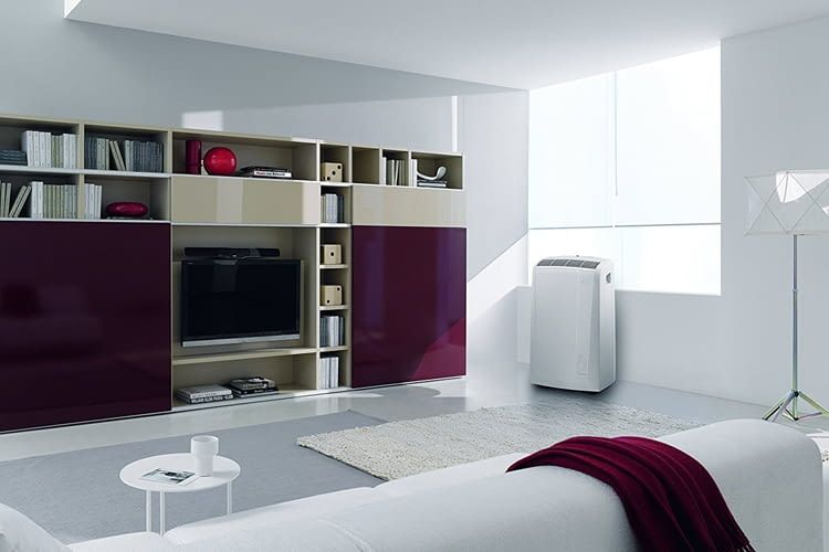delonghi pinguino pac n81 klimager t im test berblick. Black Bedroom Furniture Sets. Home Design Ideas