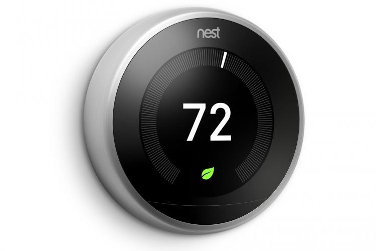 Nest Thermostat zur Heizungssteuerung
