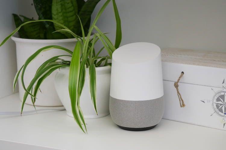Egal ob es ums Putzen, entspannen oder arbeiten geht: Google Home hat jederzeit den richtigen Soundtrack parat