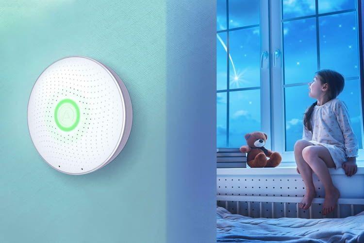 Heute im Adventskalender: 3 smarte Radon-Monitore im Wert von knapp 200 Euro