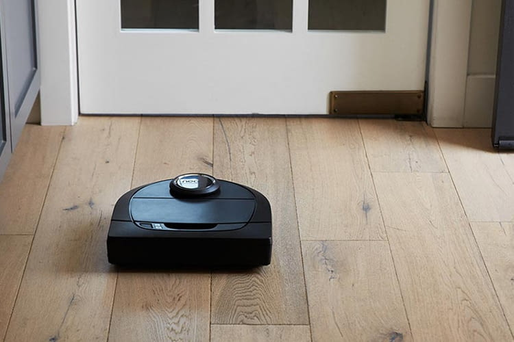 Botvac D5 Connected lässt sich bequem per Neato Robotics-App steuern