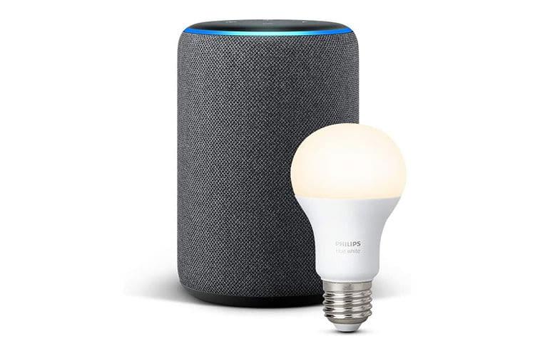 Amazon Echo Plus unterstützt WLAN und ZigBee